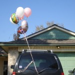 Another picture of the balloons