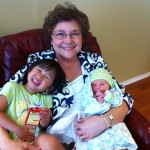 Mamaw and the McClellan girls
