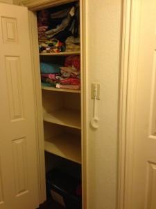 All the shelves